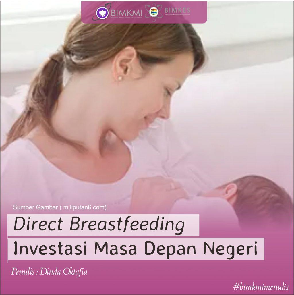 Direct Breastfeeding